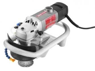 """Potężna frezarka do granitu110 V """"LW 2106 VR"""""""
